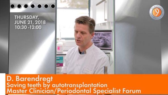 EuroPerio 9 - Autotransplantation